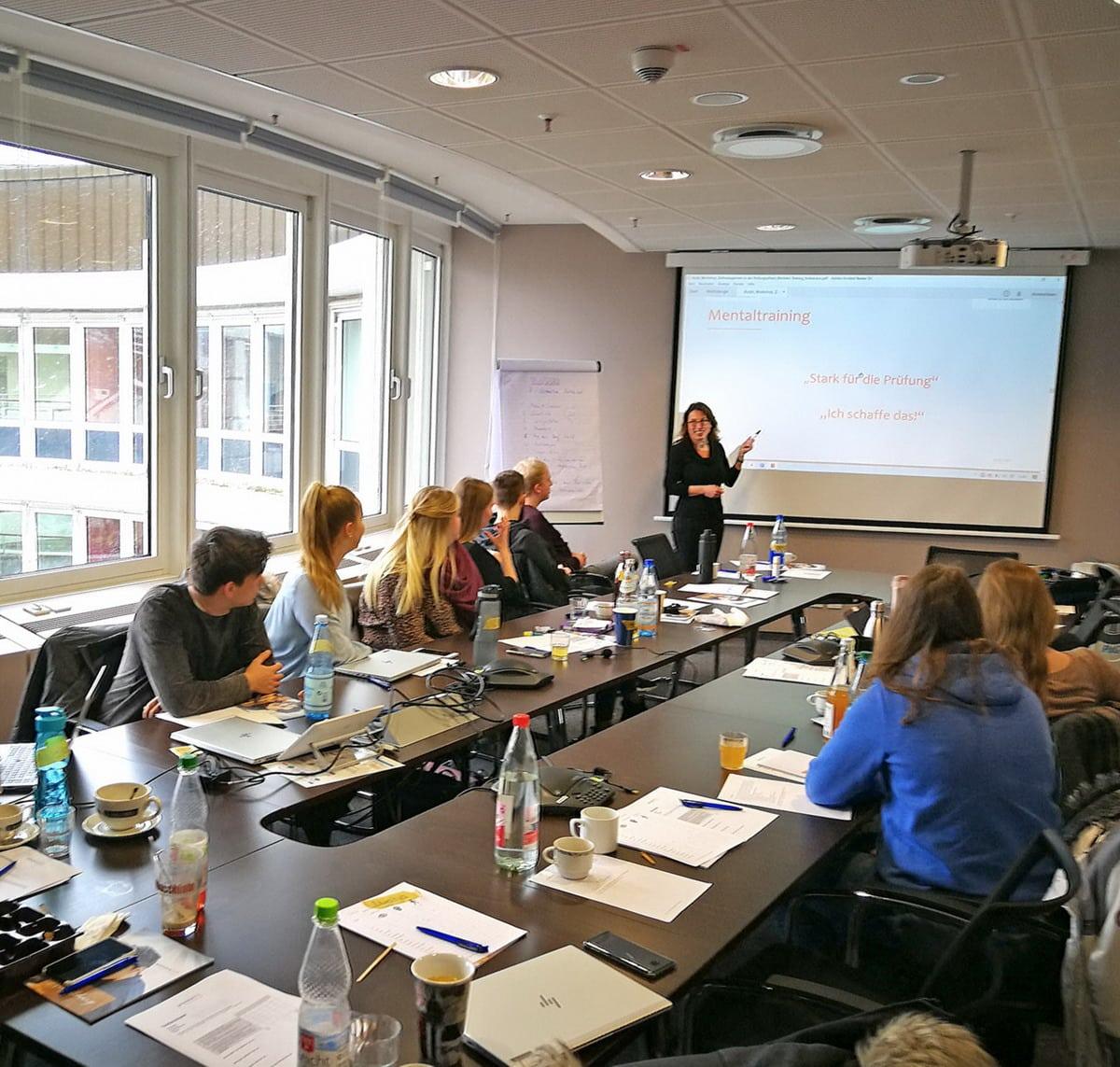 Vesna Enderle Workshops Seminare Schulung